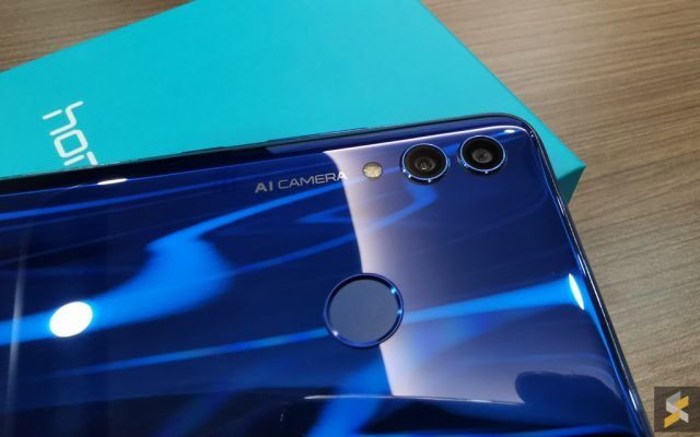 Honor announces prices for the Honor 10 Lite in Malaysia