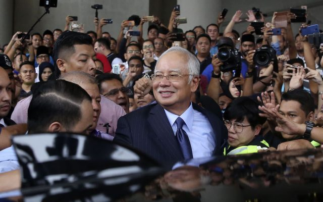 Najib Razak trolled Pakatan Harapan on Facebook and it is going viral