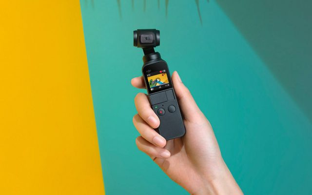 The DJI Osmo Pocket is now available for pre-order in Malaysia