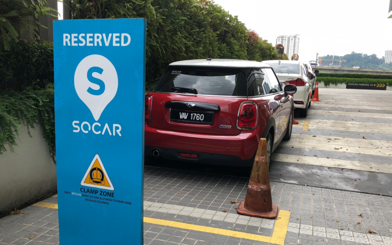 SOCAR Malaysia now has 2,000 cars in its fleet
