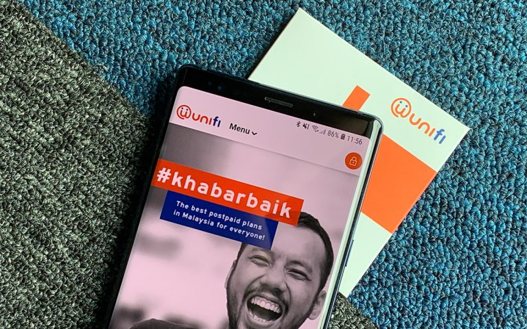 TM introduces four new Unifi Mobile Postpaid Plans. Priced from RM19/month
