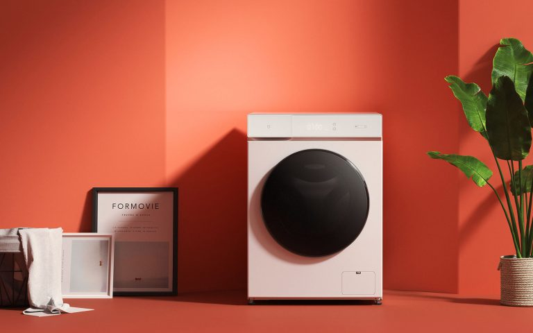 Xiaomi now has a smart 10kg washing machine with dryer and air wash feature