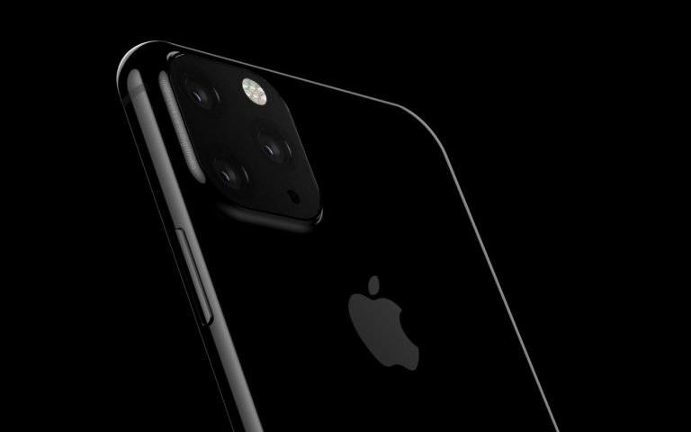 Latest iPhone XI leak seems to confirm a previously revealed triple-camera layout