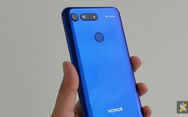 Honor View 20 will go on sale in Malaysia on 26 January 2019