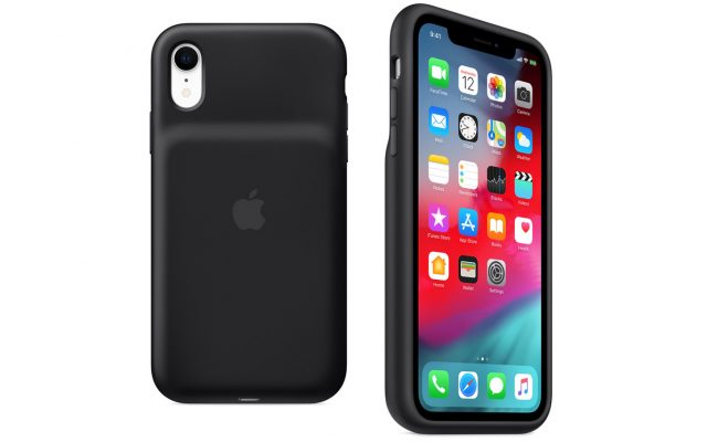 Apple's new Smart Battery Case for the iPhone XS, XS Max and XR supports wireless and fast charging