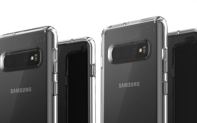 Here's another clear look at the Galaxy S10 Lite, S10 and S10+