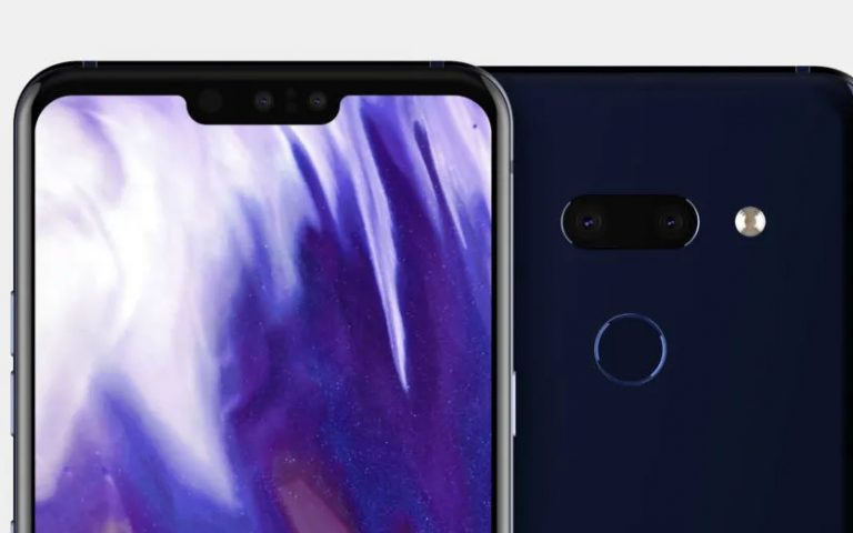 LG G8 ThinQ has a front 3D camera which claims to offer superior selfies and face unlock