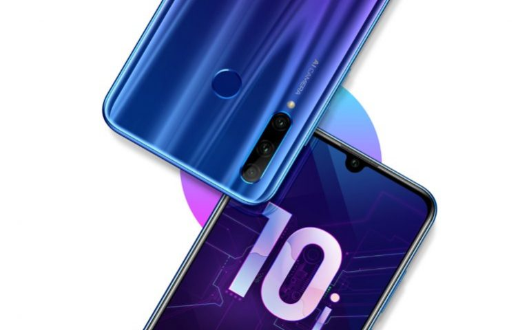 The Honor 10i is triple-camera smartphone with a 32MP selfie camera