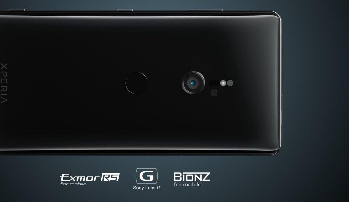 Sony Xperia XZ3 DxOmark