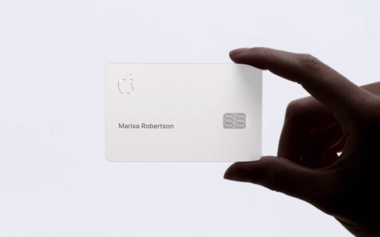 Apple Pay gets physical with a Titanium credit card