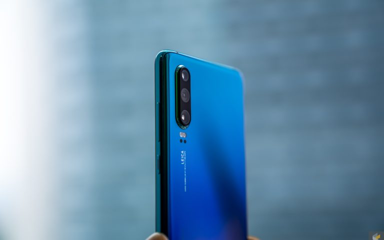 Celcom is offering the Huawei P30 for free on contract
