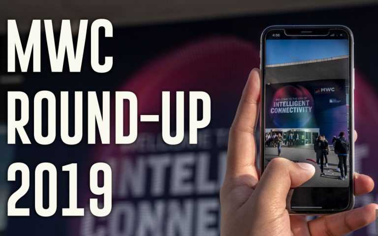 The best smartphones and tech we saw at MWC19