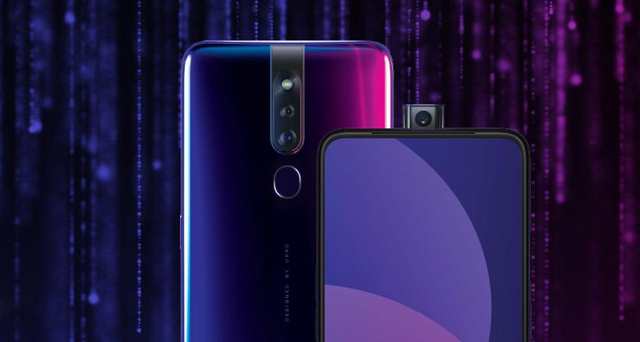 Oppo F11 Pro Wallpapers: OPPO F11 And F11 Pro: 48MP Main Camera, Larger 6.5