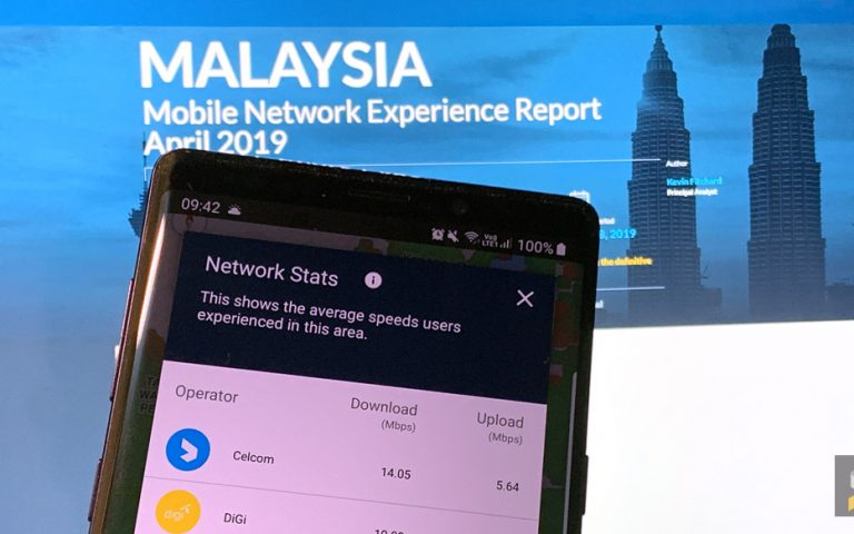 Opensignal reveals the best and worst mobile networks in 11 locations throughout Malaysia