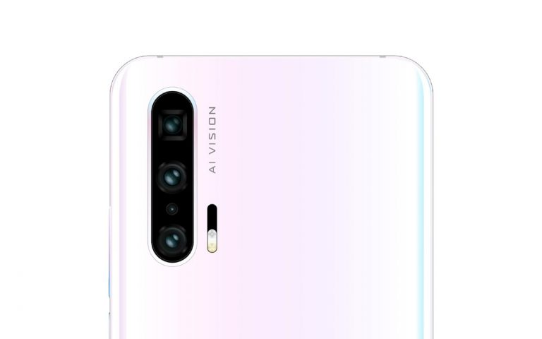 Could this be the Honor 20 Pro?