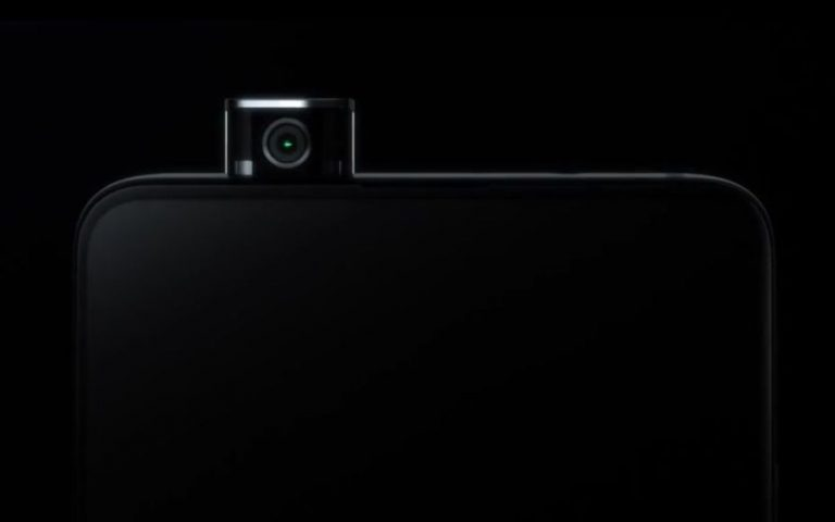 Xiaomi teases new Redmi flagship smartphone with pop-up selfie camera