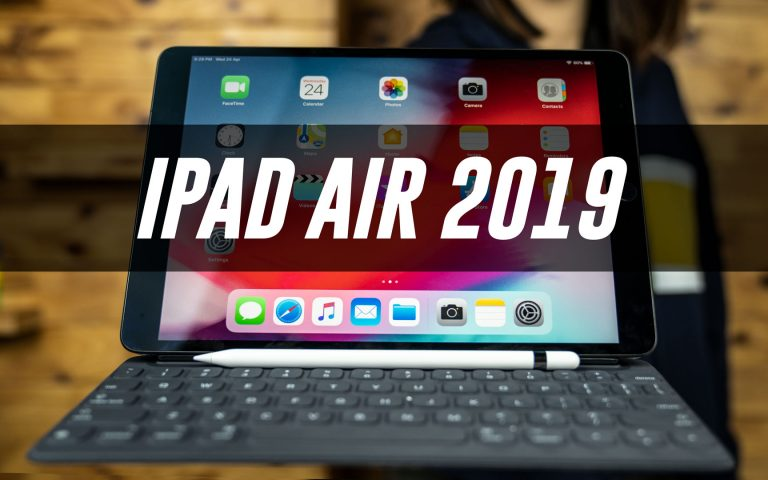 iPad Air 2019 unboxing & hands-on
