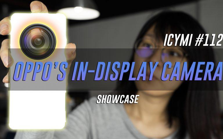 ICYMI #112: Xiaomi Mi 9T Pro,  Oppo's in-display selfie camera, Oppo Reno 10X Zoom & more!