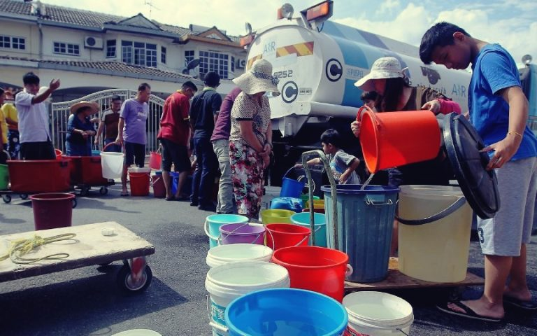PSA: Selangor residents to experience water shortage for 4 days