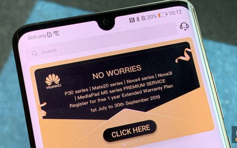 [Update] Here's how you can redeem free one year extended warranty for your Huawei device