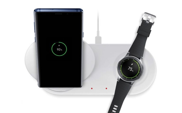Samsung's new wireless charger could charge the Galaxy Note 10 faster than most wired chargers
