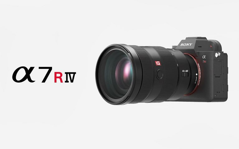 Sony announces A7R IV: The world's first mirrorless camera with a 61MP full-frame sensor