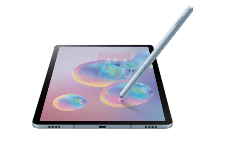 This is what Samsung's new iPad Pro contender looks like