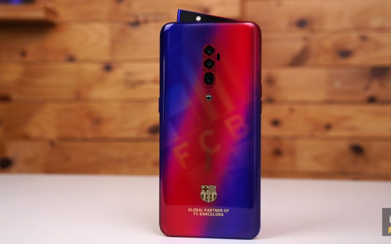 Oppo Reno FC Barcelona Edition is coming to Malaysia next week, pre-order starts 21 July