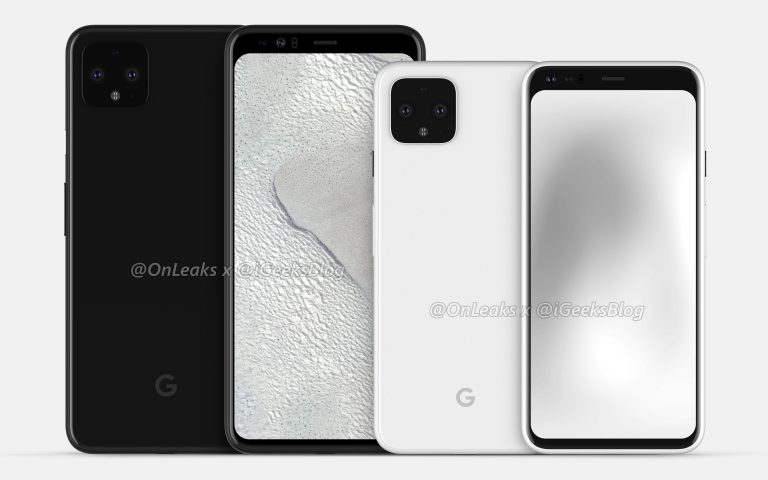 Leaked screen protector images confirm Pixel 4 rumours