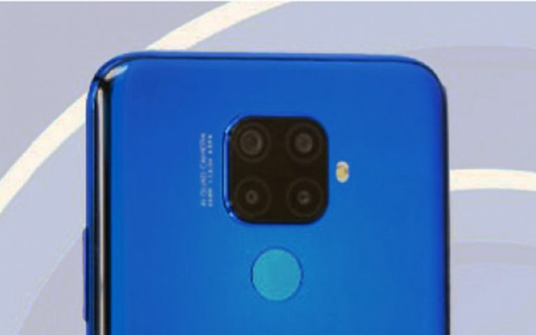 Huawei's Mate 30 Lite looks like a Nova 5 disguised as a Mate 20 Pro