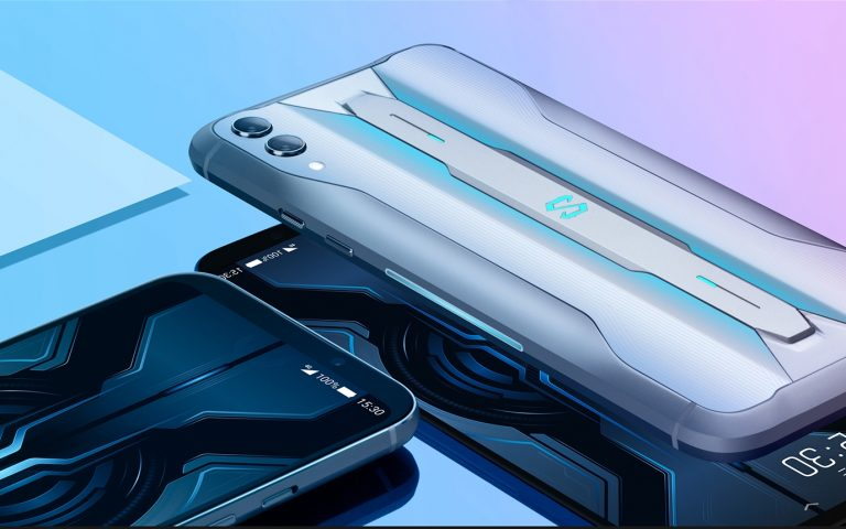Black Shark updates its gaming smartphone with faster Snapdragon 855+ processor and UFS 3.0 storage