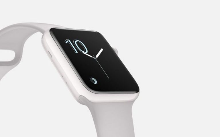 The next Apple Watch appears to come with ceramic and titanium finishes