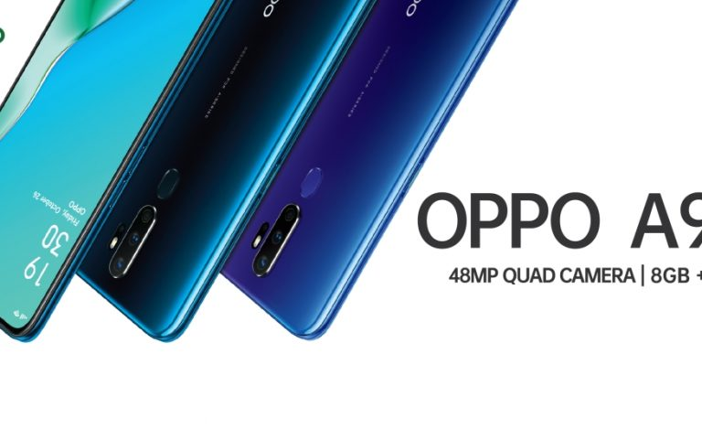 Quad-camera Oppo A9 2020 with massive 5,000mAh battery is coming to Malaysia