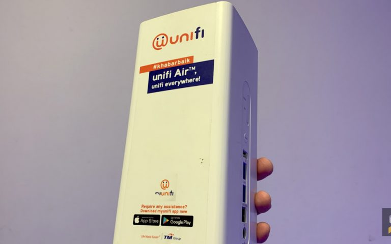 Unifi Air with unlimited quota now open to all for RM79/month