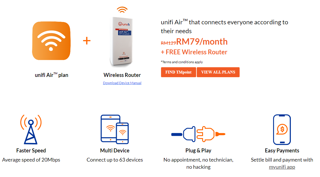 Unifi Air With Unlimited Quota Now Open To All For Rm79 Month Soyacincau Com