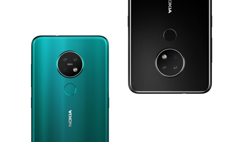 The Nokia 7.2 and 6.2 are Nokia's latest triple-camera midrange smartphones