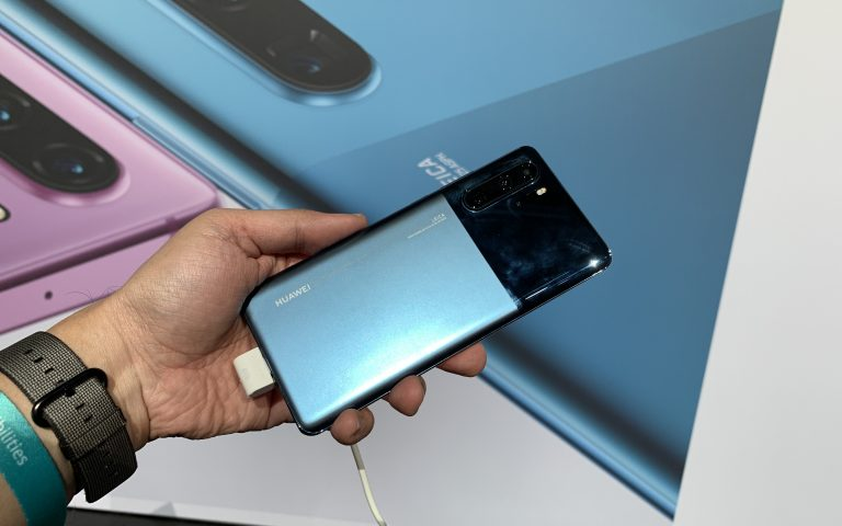 Dual-tone Huawei P30 Pro now available in Malaysia