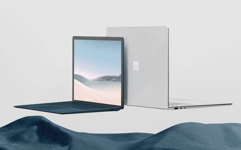 Microsoft Surface Laptop 3: Two sizes, two processors