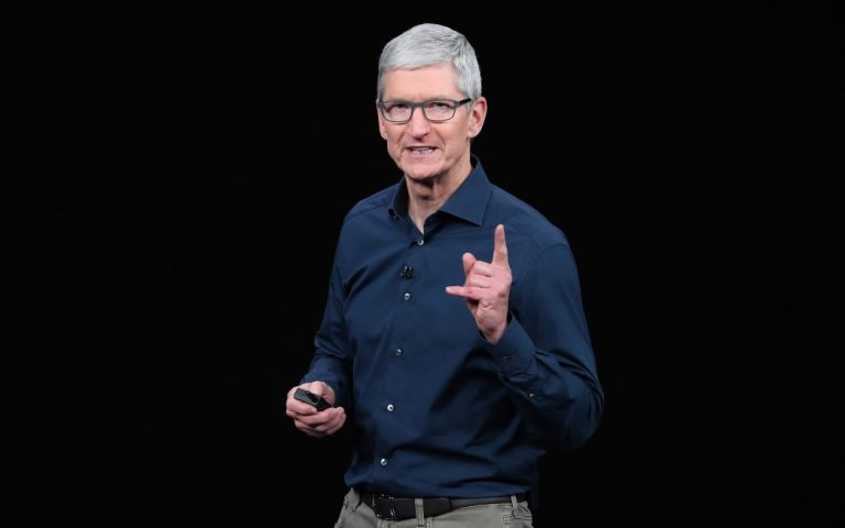 "Tim Cook says removal of Hong Kong mapping app is because ""technology can be used for good or for ill"""