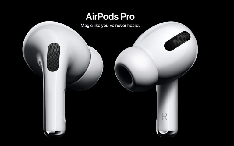 Apple's AirPods Pro are now available in Malaysia for RM1,099