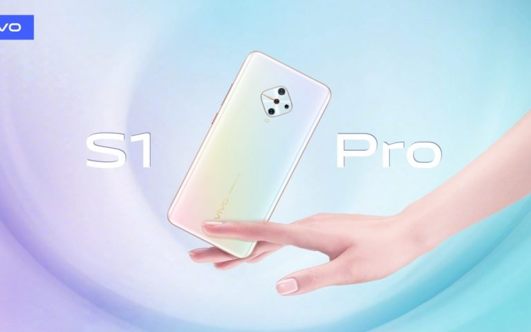 Quad-camera Vivo S1 Pro is coming to Malaysia very soon