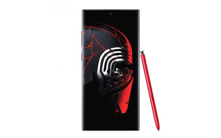 Don't wanna spend on a Samsung Galaxy Note 10+ Star Wars edition?