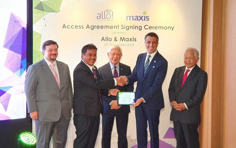 Maxis now has the widest fibre broadband access in Malaysia