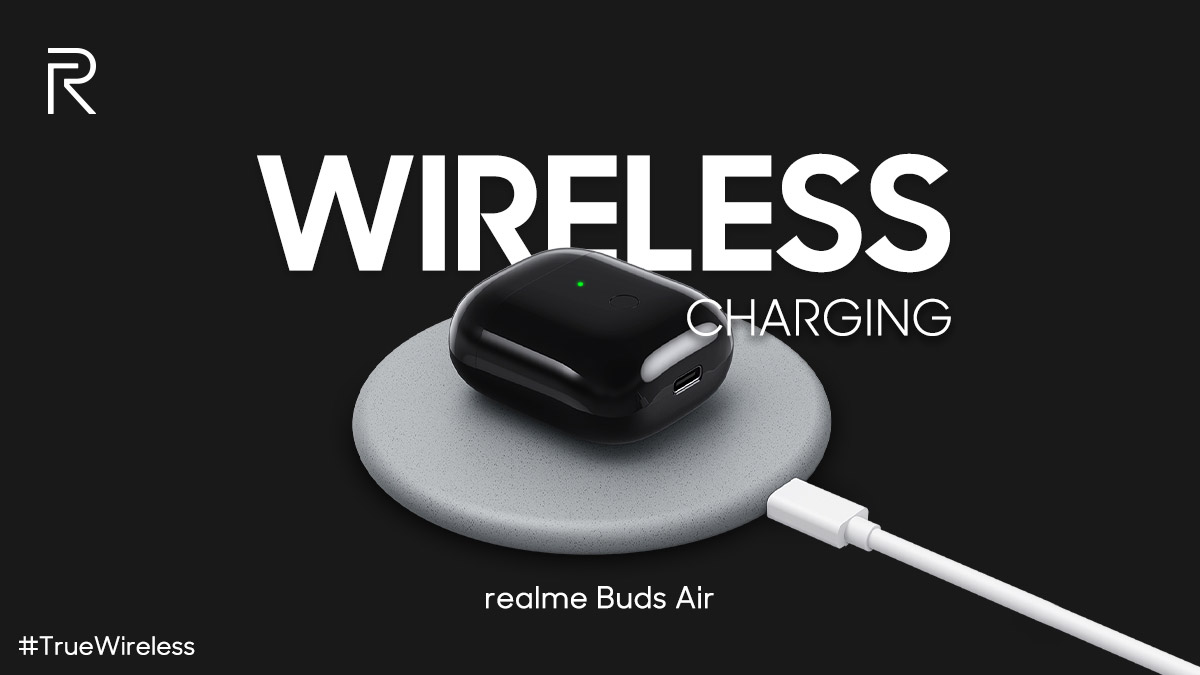 Realme's next product will finally support wireless charging