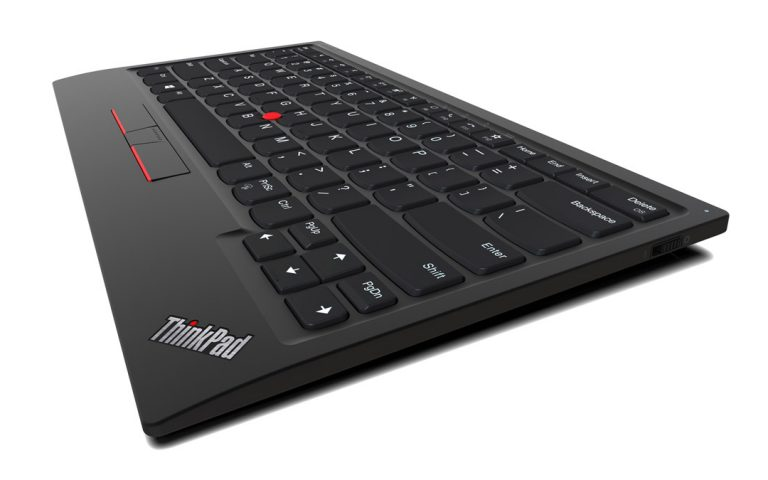 You can buy a ThinkPad keyboard—without the ThinkPad