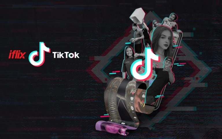 You can now watch TikTok on iflix