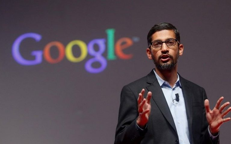 Google CEO: Artificial intelligence is too important for authorities to ignore