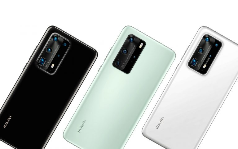 Huawei P40 Pro comes in two models, here's what they look like