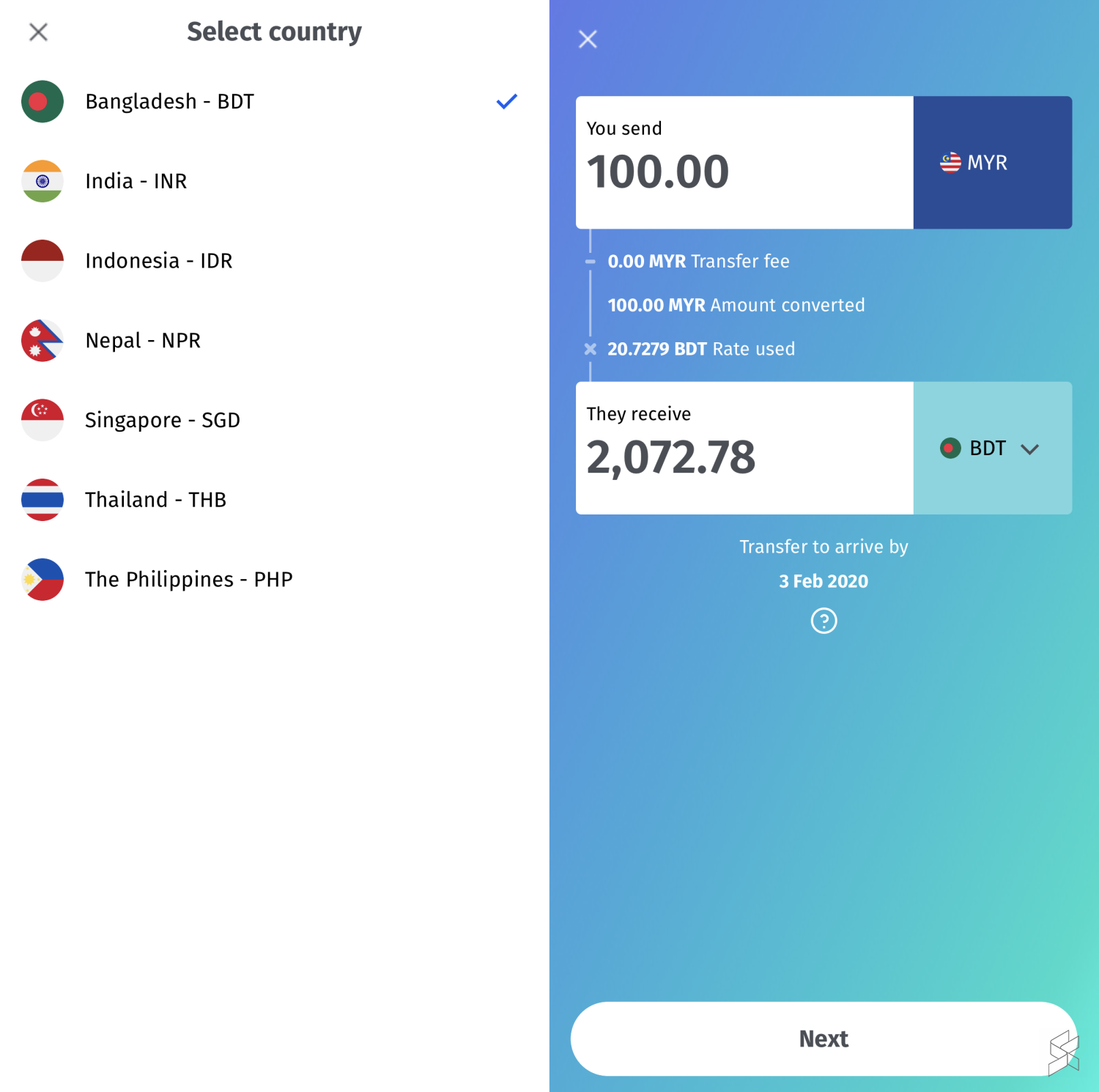 Bigpay Now Lets You Transfer Money To India Nepal And Bangladesh