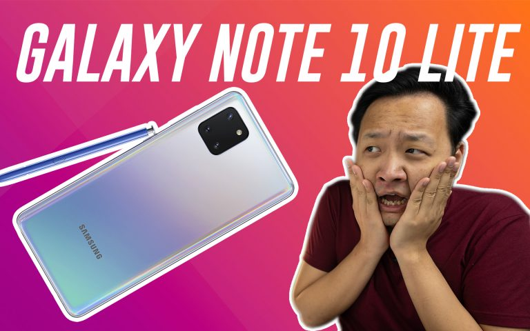 Is the Samsung Galaxy Note 10 Lite too expensive? | ICYMI #258